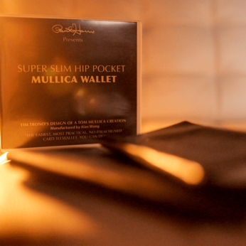 SuperSlim Hip Pocket Mullica by Paul Harris and Tim Trono
