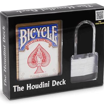 The Houdini Deck by Vincenzo Di Fatta