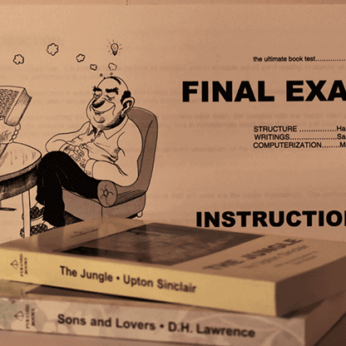 Final Exam Book Test Harvey Berg