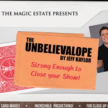 Unbelievalope by Jeff Kaylor