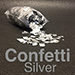 Confetti SILVER Light by Victor Voitko