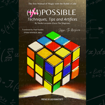 IMPOSSIBILE by Nicola Lazzarini - Book