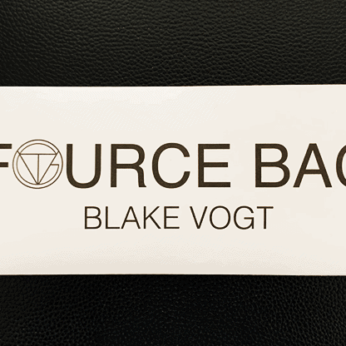 Fource Bag by Blake Vogt