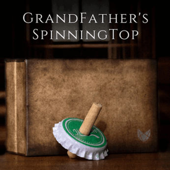 Grandfathers Top by Adam Wilber and Vulpine Creations