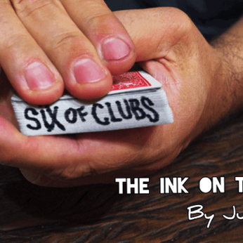 INK ON THE DECK by Juan Pablo