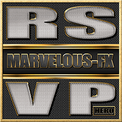 RSVP BOX HERO by Matthew Wright