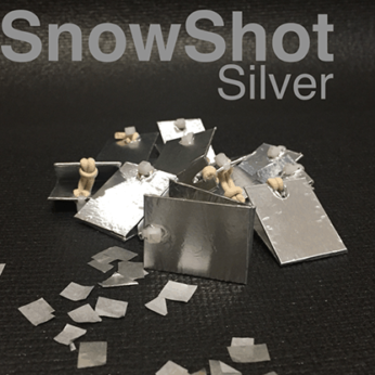 SnowShot SILVER (10 ct.) by Victor Voitko