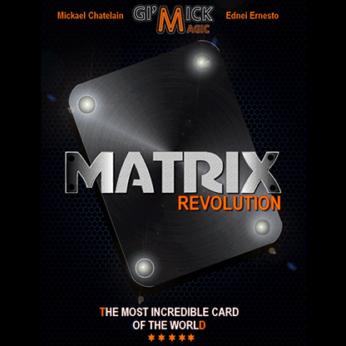 MATRIX REVOLUTION by Mickael Chatelain