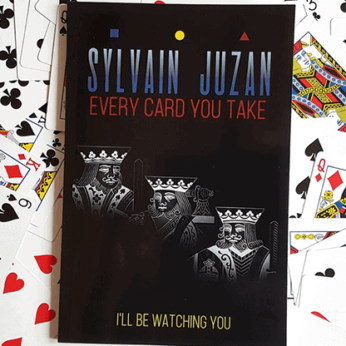 Every Card You Take by Sylvain Juzan - Book