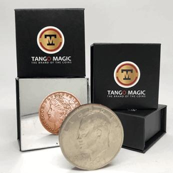Copper Morgan Copper and Silver by Tango Magic