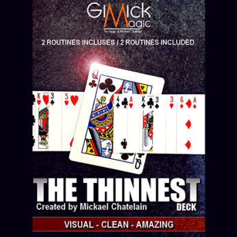 THE THINNEST DECK by Mickael Chatelain
