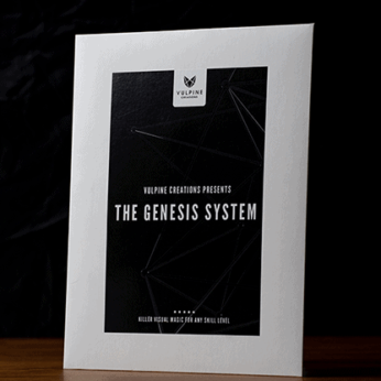 Genesis System Project by Adam Wilber and Vulpine Creations