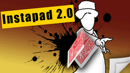 Instapad 2.0 by Gonçalo Gil and Danny Weiser produced by Gee Magic