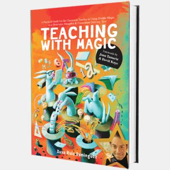Teaching With Magic by Xuxo Ruiz - Book