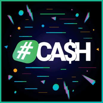Hashtag Cash by Mr. Daba