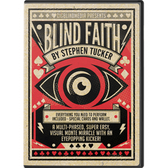 Blind Faith by Stephen Tucker