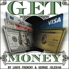 GET MONEY Louis Frenchy, George Iglesias & Twister Magic